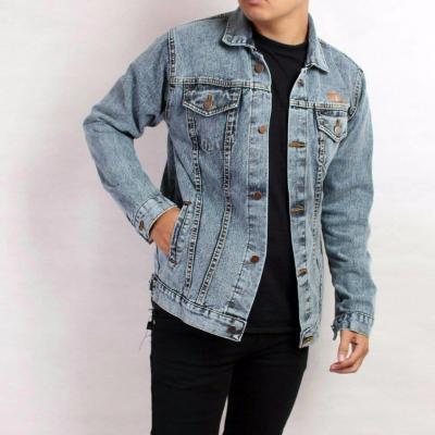 Grosir Distributor Jaket Jeans 06 Harga Murah Bagus Berkualitas
