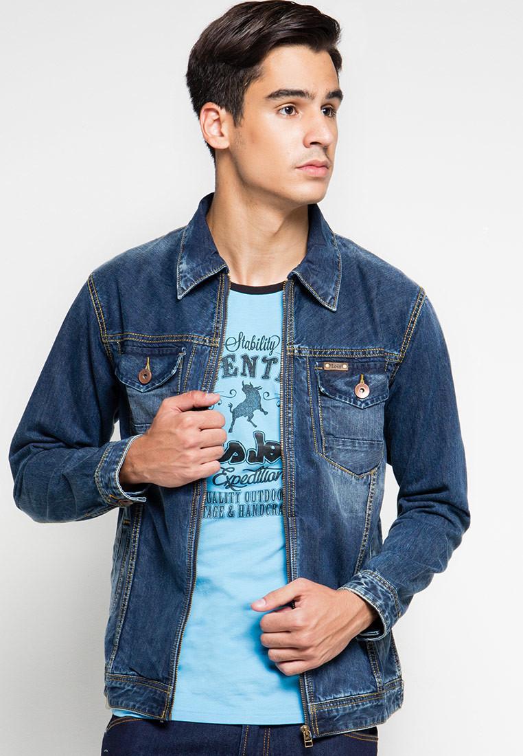 Grosir Distributor Jaket Jeans 01 Harga Murah Bagus Berkualitas