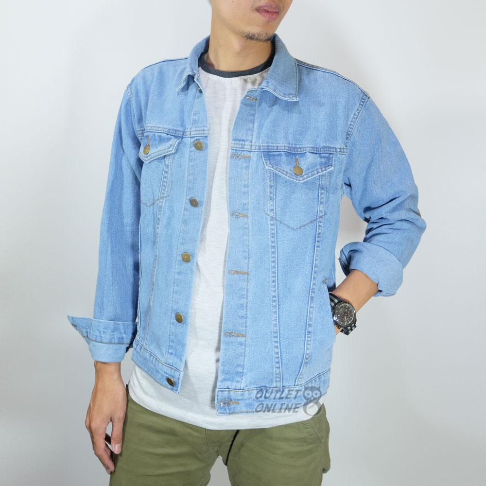 Grosir Distributor Jaket Jeans 03 Harga Murah Bagus Berkualitas