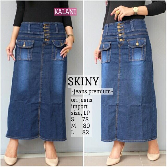 Grosir Distributor Kulot Jeans 01 Harga Murah Bagus Berkualitas